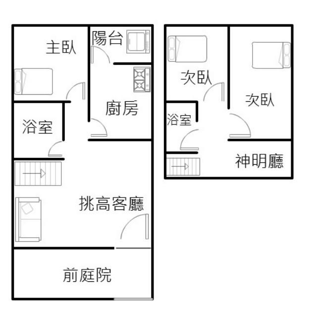 台南漂亮一樓,台南市仁德區北保一街