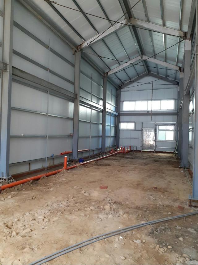 南崁鋼構全新廠房,桃園市龜山區南上段
